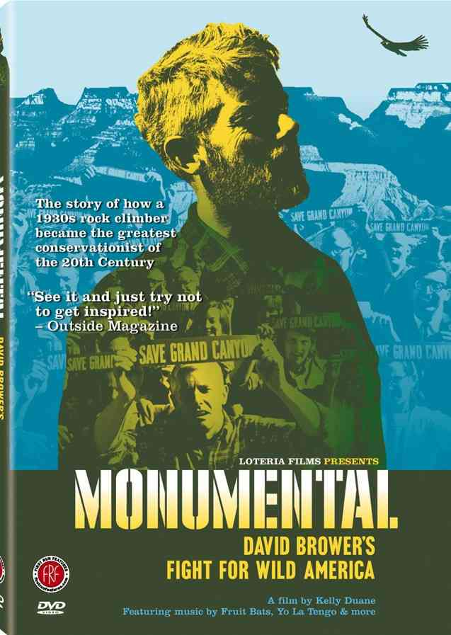 MONUMENTAL BY BROWER,DAVID (DVD)