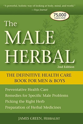 The Male Herbal By Green, James