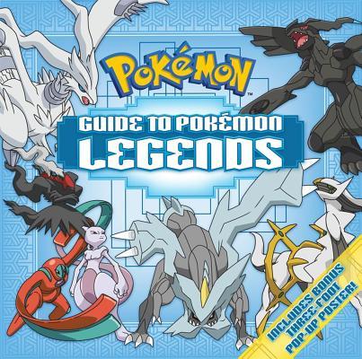 Guide to Pokemon Legends By Pikachu Press (COR)